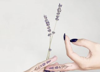 25 Beautiful Lavender Tattoo Meaning And Ideas
