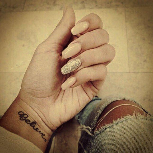 Small Wrist Tattoos For Women & Men