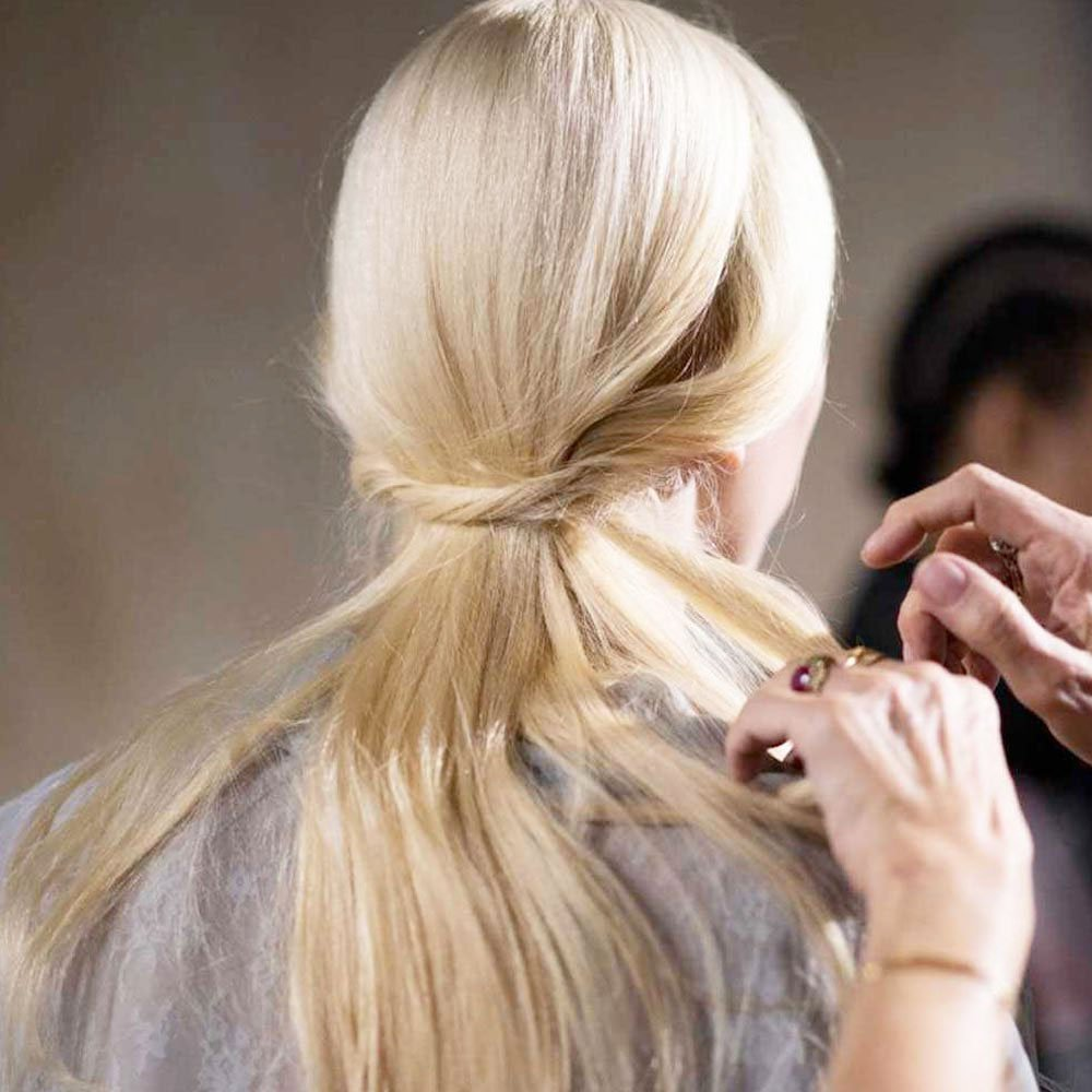 Greek Hairstyle - Simple Ponytail Hairstyles For Everyday