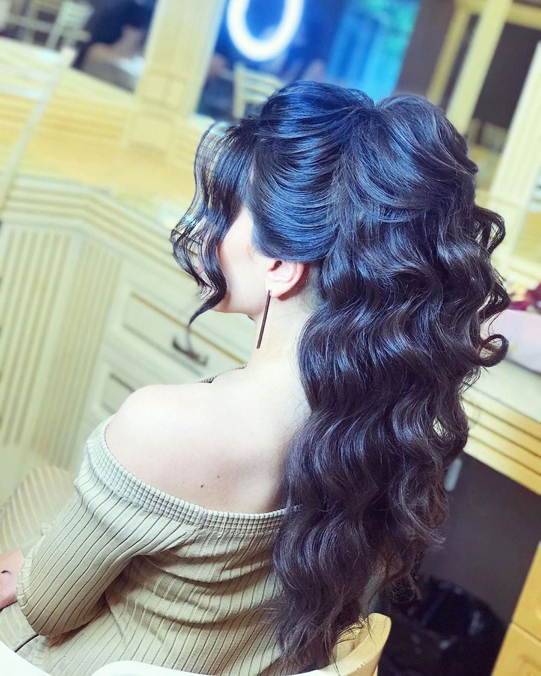 7 Amazing Ideas For Simple Ponytail Hairstyles For Everyday