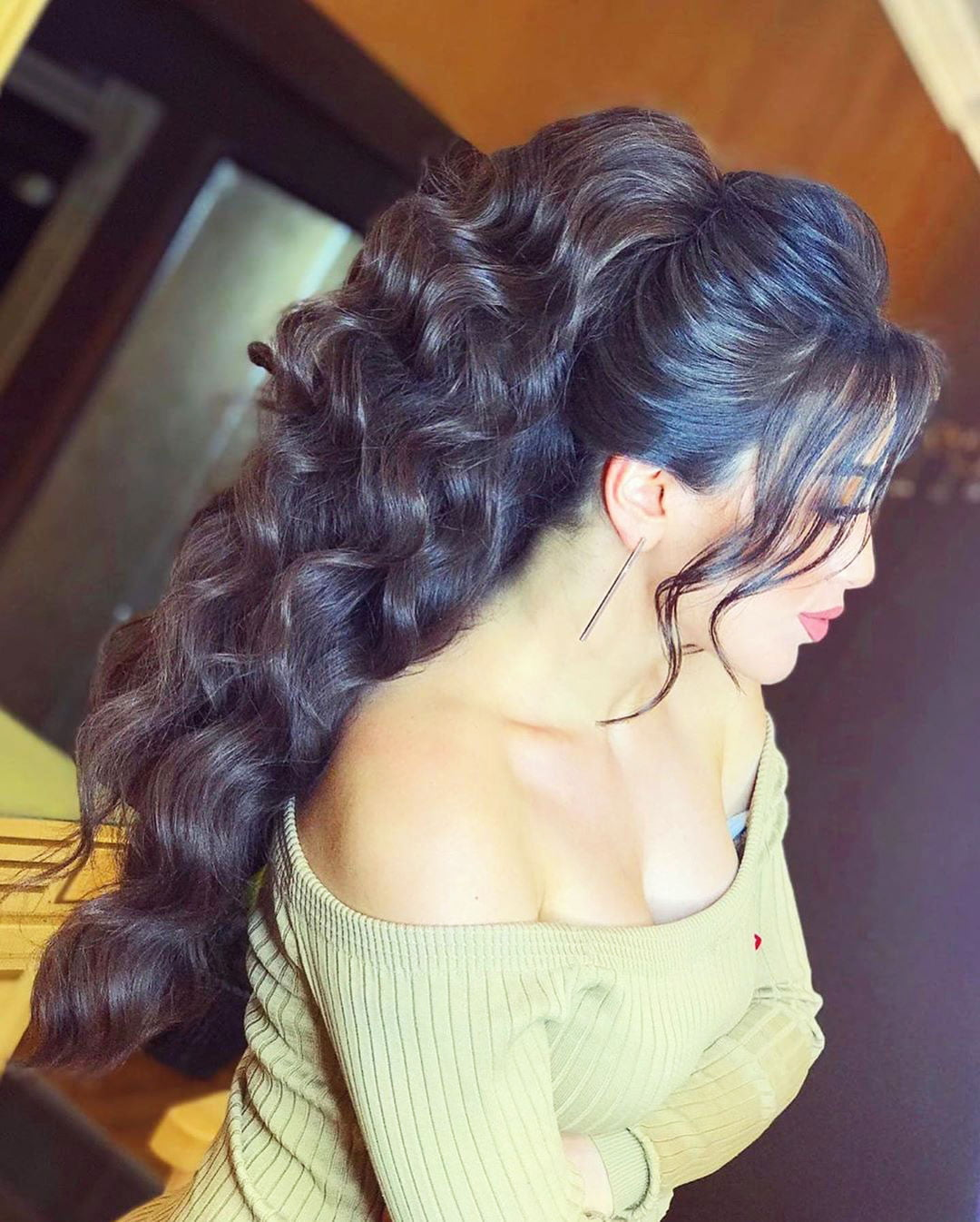 High Ponytail Braid - Simple Ponytail Hairstyles For Everyday