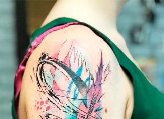 17 Amazing Cute Feather Tattoo Designs And Ideas