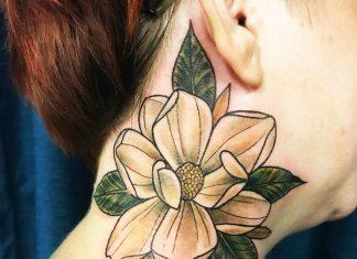 41 Best Neck Tattoos For Women