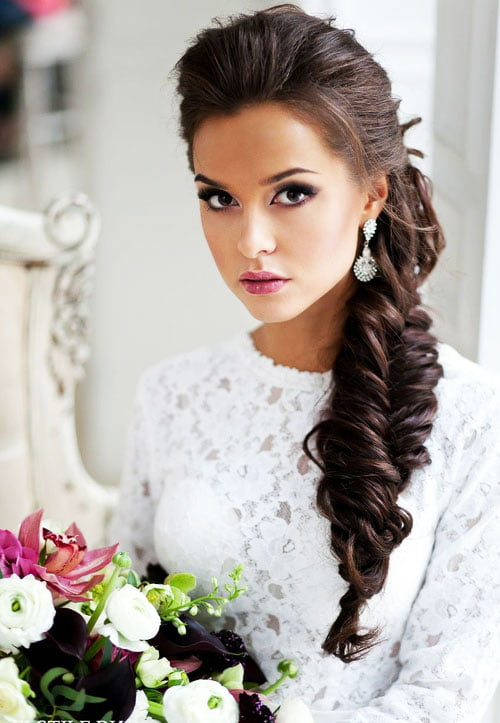 21 Best Wedding Hairstyles Pictures