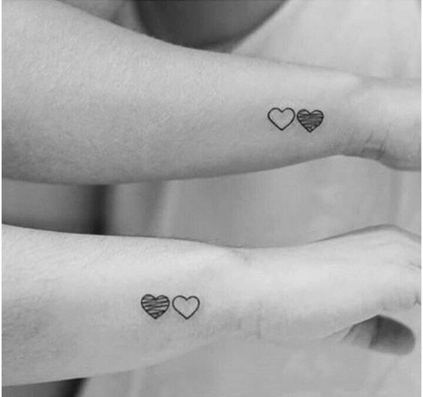 Matching Tattoos For Couples - Matching Tattoos