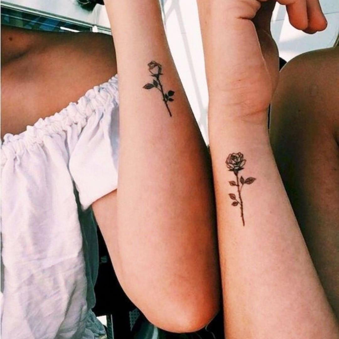 Matching Tattoos For Girls - Matching Tattoos