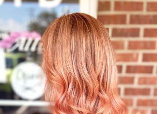 31 Best Strawberry Blonde Hair Ideas