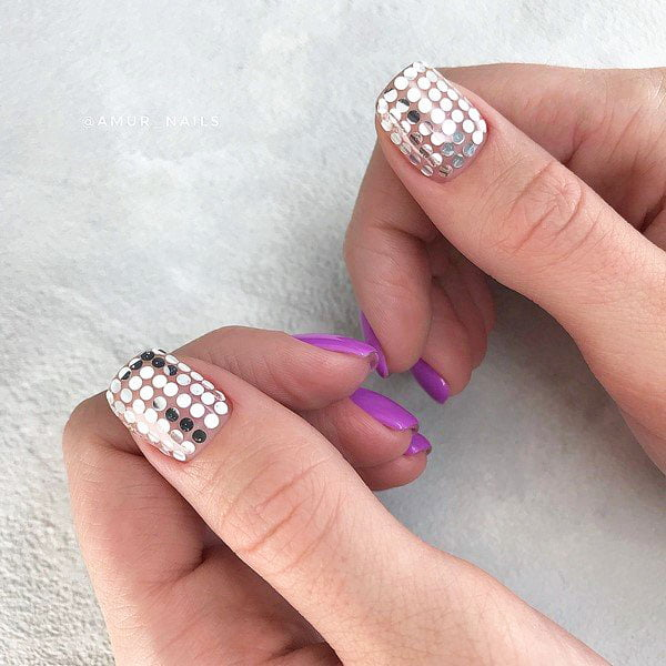 Stylish Nails 2020-2021: Creative Ideas And In Pictures.