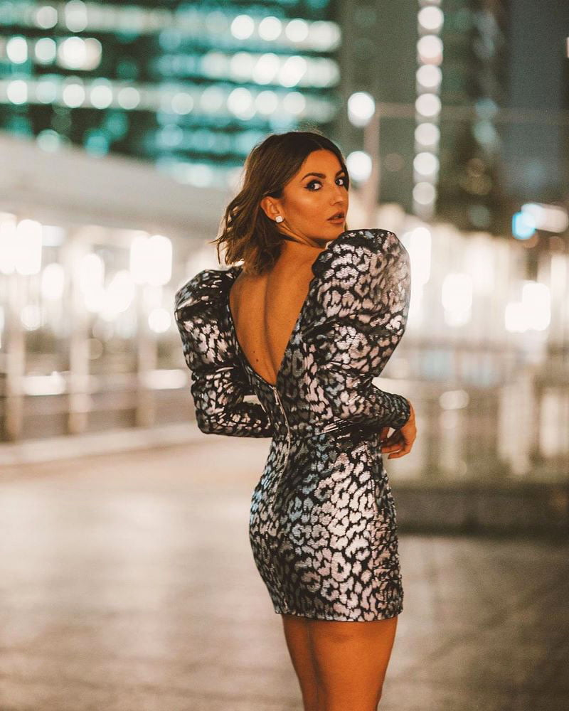 Mini Dresses - New Years Eve Outfit Ideas