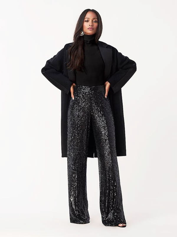 Evening Images With Trousers For New Year 2021 - New Year's Eve Outfits