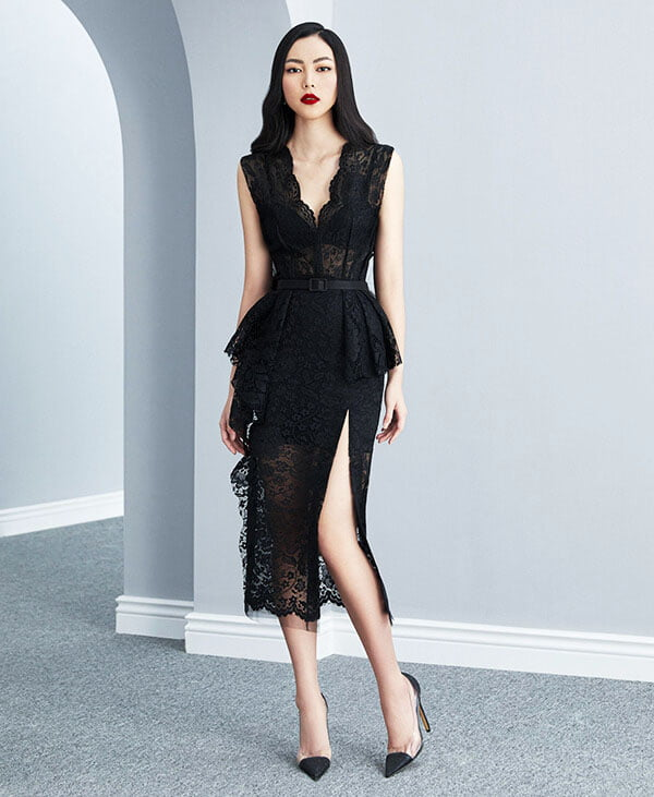 Lace dresses - New Years Eve Outfit Ideas