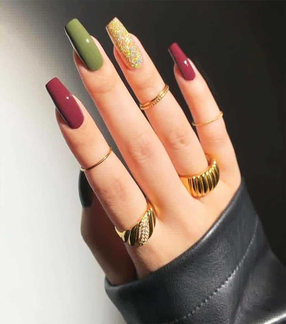 31 Acrylic Nail Designs