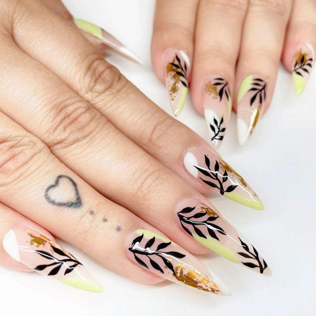 21 Cute Nail Ideas For 2021