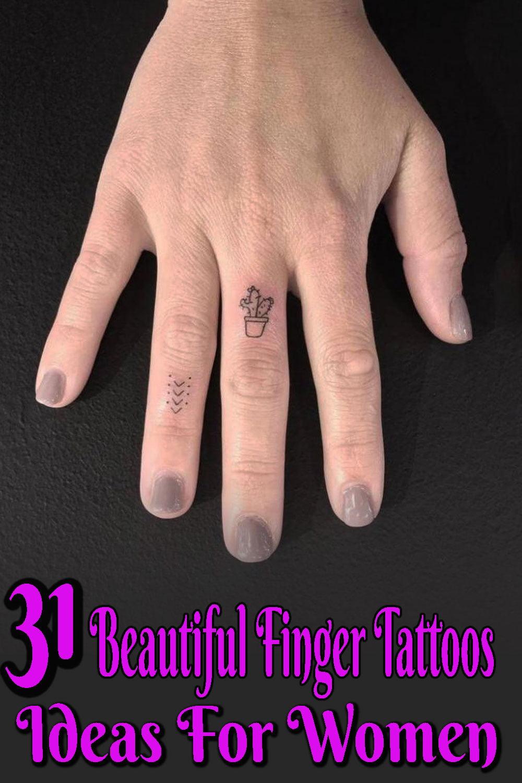 celebrity finger tattoos - Finger Tattoos Ideas For Women
